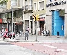 "Барселона (Испания) Отель ""Баселона"" - panoramio.jpg"