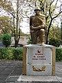 Братська могила радянських воїнів, у якій похований Білогуров А. І., Герой Радянського Союзу. Велика Новосілка.jpg