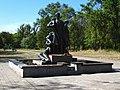 Братська могила у парку Правди 02.JPG