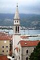 Будва. Церковь Троицы Живоначальной - panoramio.jpg