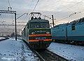 ВЛ10-1578, Россия, Кемеровская область, станция Белово (Trainpix 159796).jpg
