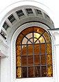 Головний фасад театру.Фрагмент оздоблення вікна.jpg
