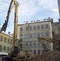 Демонтаж Литературного дома на Невском пр..jpg