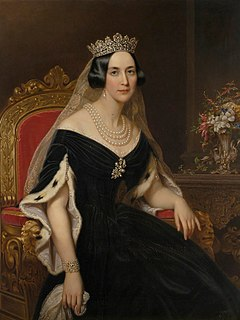 Josephine of Leuchtenberg Queen consort of Sweden and Norway