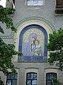 Здание с иконой богоматери, Александровский парк.jpg
