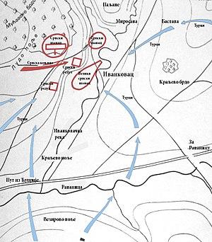 Battle of Ivankovac