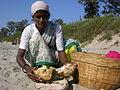 Индия. Продавец кокосов.JPG