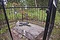 Камень на могиле преподобного Никандра Городноезерского.jpg
