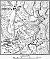 Карта к статье «Висечин». Военная энциклопедия Сытина (Санкт-Петербург, 1911-1915).jpg