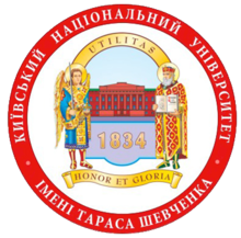 Taras Shevchenko National University logo