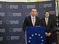 Министър Николай Младенов на посещение в Босна и Херцеговина, 7 март 2011 г. (5506374026).jpg