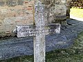 Надгробни споменик у манастиру Будисавци код Клине.jpg