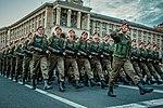 На Хрещатику пройшла підготовка до Маршу Незалежності 979 (20564761120).jpg