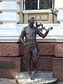 Одесса. Памятник сотрудникам угрозыска..JPG