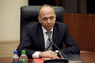 Pyotr Stepanov Transnistrian politician