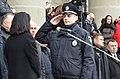 Поліція Тернополя - присяга поліціянтів - рапортує Володимир Струк - 16038761.jpg