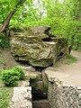 Підземна споруда на замковій горі в Чигирині.JPG