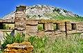 Руины у подножия Торатау - panoramio.jpg