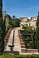 Сад алькасабы в городе Альмерия, Испания.jpg