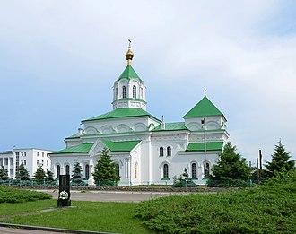 Radomyshl - Image: Святомиколаївський собор