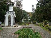 Смоленское кладбище часовня Ксении Блаженной.jpg