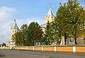 Троїцький монастир (мур.) Корець.jpg