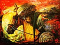 Шейх Мансур на коне.jpg