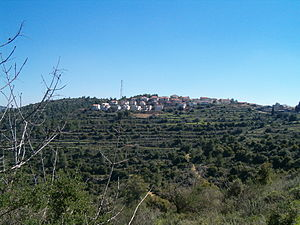Giv'at Ye'arim - Image: גבעת יערים