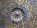 الزخرفة بسقف مسجد برقوق.jpg