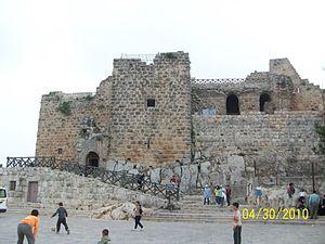Ajloun Castle - Ajlun castle