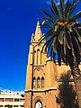 كنيسة الصخور السوداء في مدينة كازابلانكا وهي أصبحت مسجد القدس.jpg