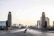 كوبري قصر النيل القاهرة