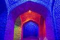 مسجد کاروانسرای دیر گچین که در محل چهارطاقی قدیم دیر ساخته شده - جاذبه های گردشگری استان قم - میراث ملی 26.jpg