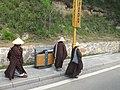 三人行 Three Pilgrims - panoramio.jpg