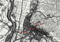 仮館時代の岡崎図書館の位置図.png