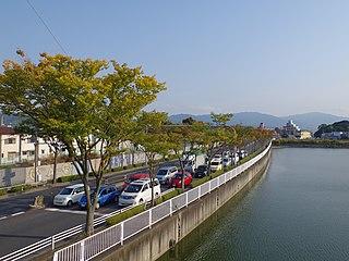Habikino, Osaka City in Kansai, Japan