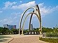小区雕塑 - panoramio (4).jpg