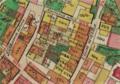 01852 Stadt Sanok in Galizien Sanoker Kreis, Wąska, Jatkowa, Szpitalna, Krótka (cropped).png