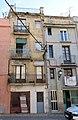 018 Cases a la plaça de Sant Jaume, 9 i 10 (Tortosa).JPG