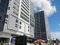 01910jfQuezon Avenue MRT Station North EDSA Buildings Eton Centrisfvf 20.jpg