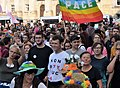 02018 KatowicePride-Parade, Verfassung shirt.jpg
