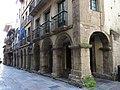 022 Calle de la Ferrería (Avilés), porxos.jpg