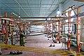 034 Fàbrica de seda Yodgorlik, Imom Zahiriddin Ko'chasi 138 (Marguilan), sala de telers.jpg