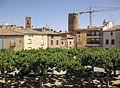 039 La plaça Major des del Museu de Joguets i Autòmats.jpg