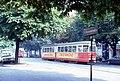 057L05270679 Heinestrasse, Strassenbahn Linie O Typ E1.jpg