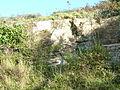 077 Crozon Le gisement de calcaire de l'Aber.JPG