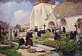 081 Armand-Eugène Bach Après la messe, Bretagne.jpg