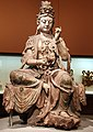0960 - 1279 Seated Avalokitesvara Bodhisattva Song Dynasty National Museum of China anagoria.jpg