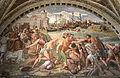 0 Chambre de Raphaël - La bataille d'Ostie.JPG