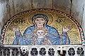 0 Venise, mosaïque 'La Vierge et l'Enfant Jésus' - Basilique St-Marc.JPG